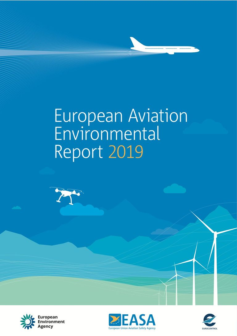 European Aviation Environmental Report 2019