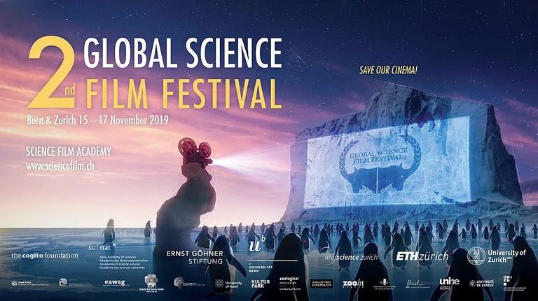 2nd Global Science Film Festival
