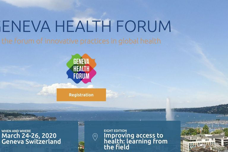 Geneva Health Forum 2020