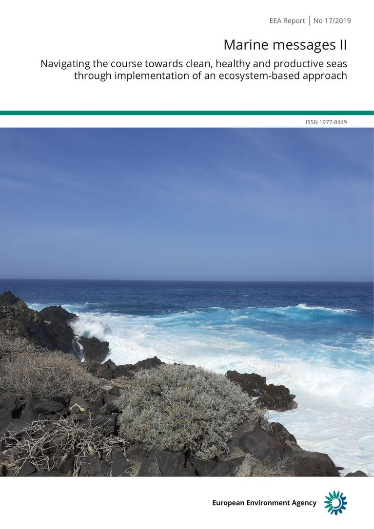 EEA Report No 17/2019: Marine messages II