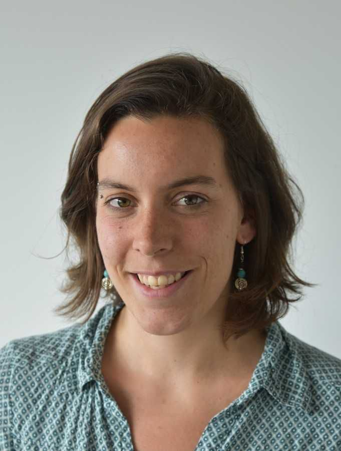 Luzia Germann awardee of the crystallography PhD Prize 2019