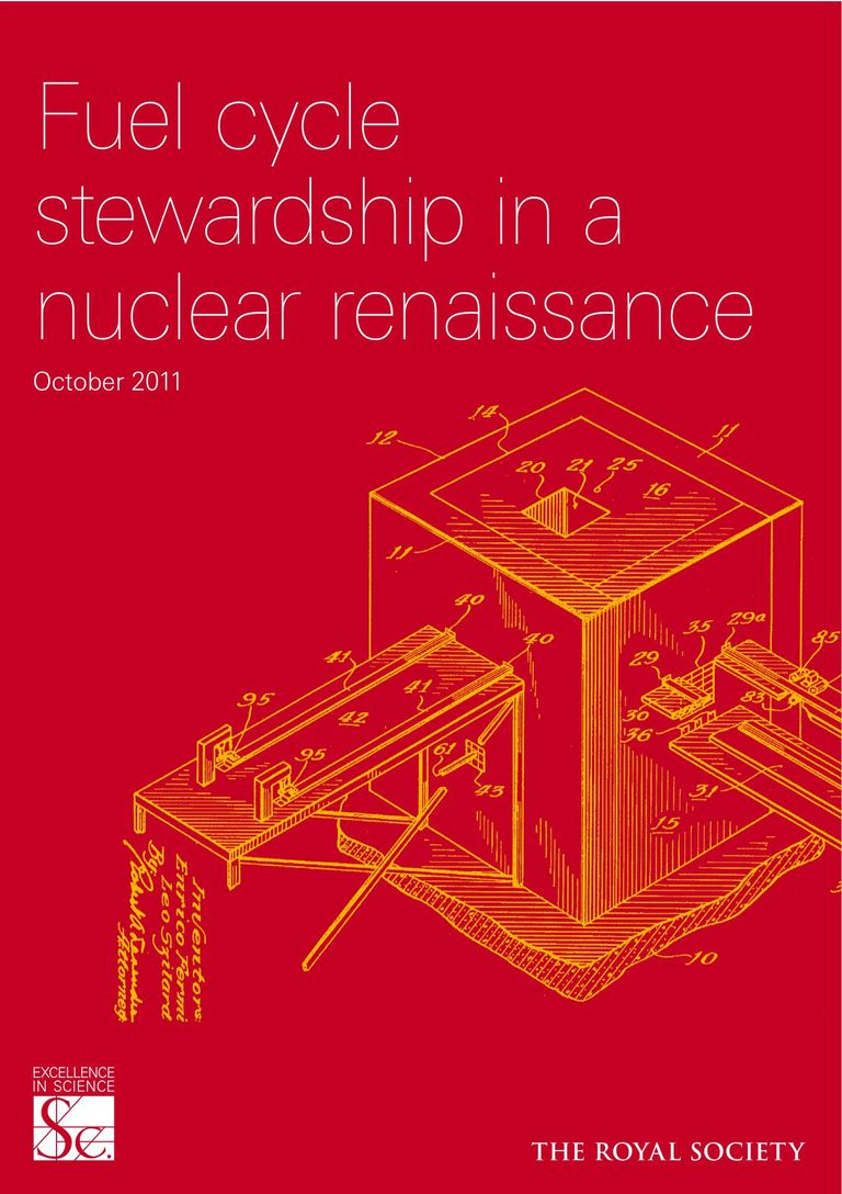 full report: Nuclear non-proliferation Fuel cycle stewardship