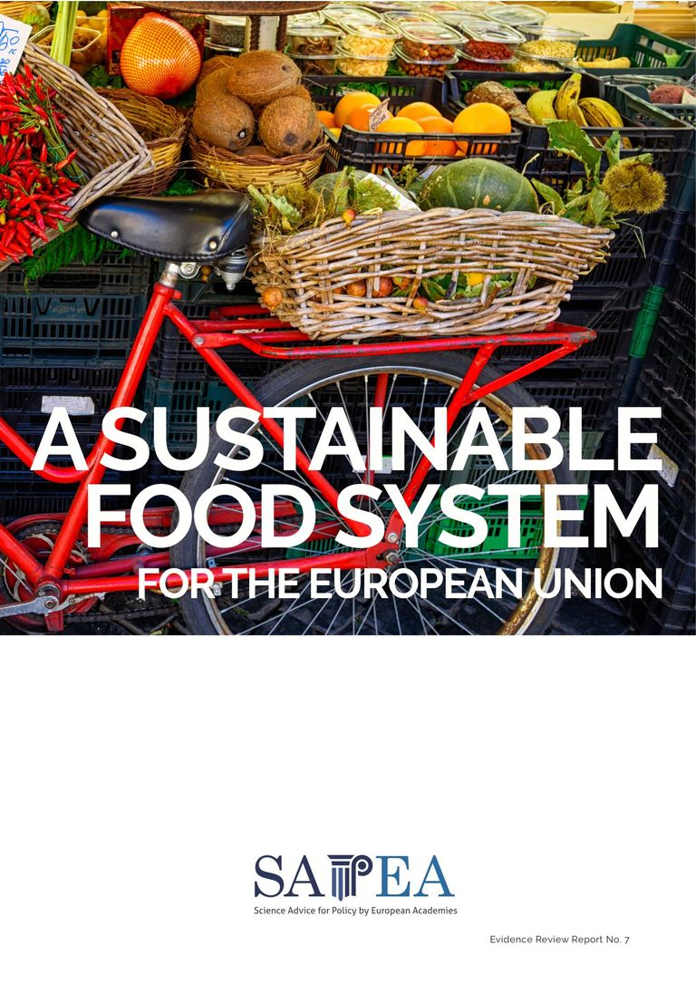 "Rapport SAPEA ""A sustainable food system for the European Union"""