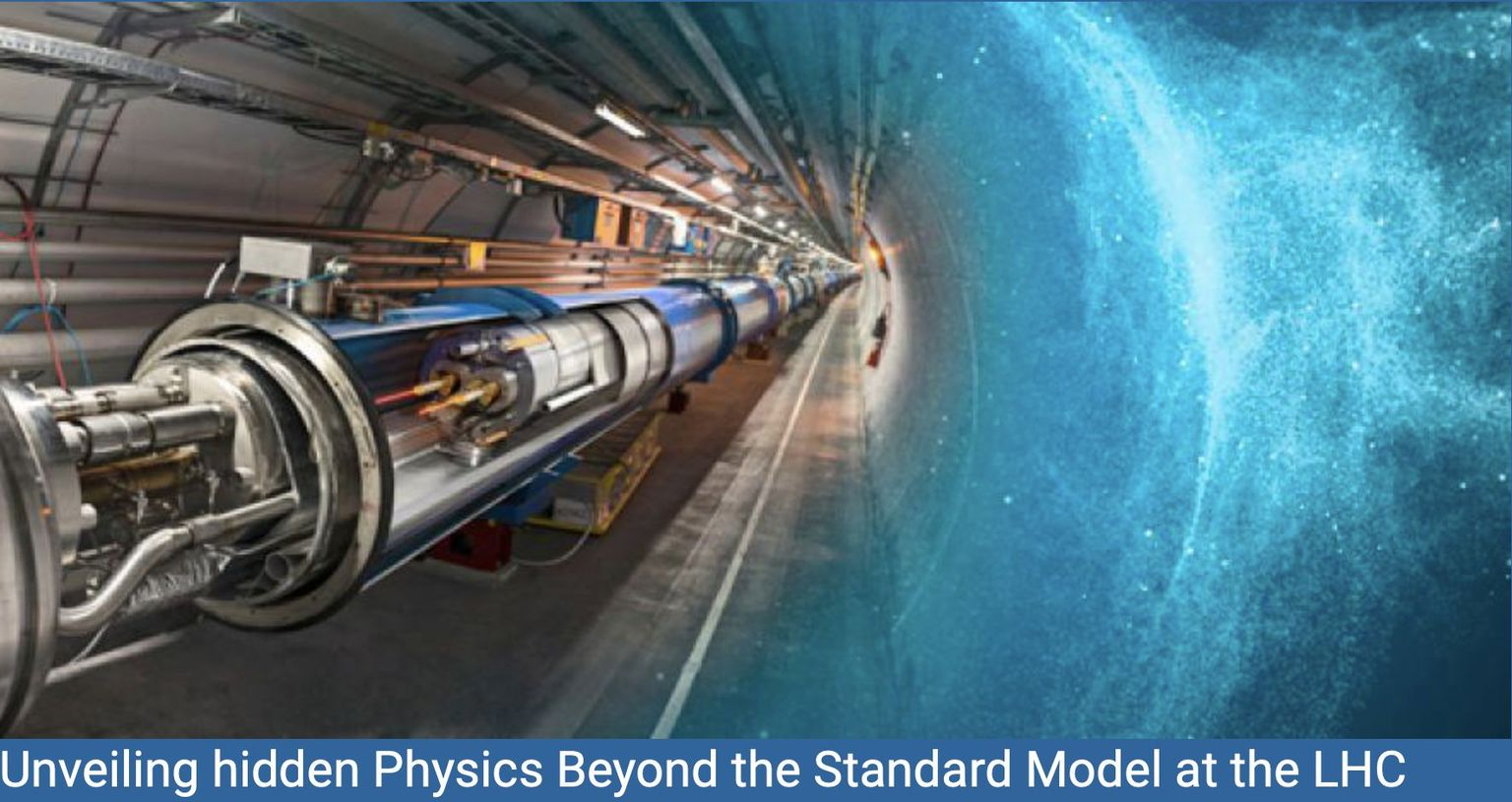 Unveiling hidden Physics Beyond the Standard Model at the LHC - image