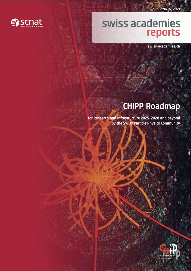 CHIPP Roadmap for Research and Infrastructure 2025–2028 and beyond by the Swiss Particle Physics Community