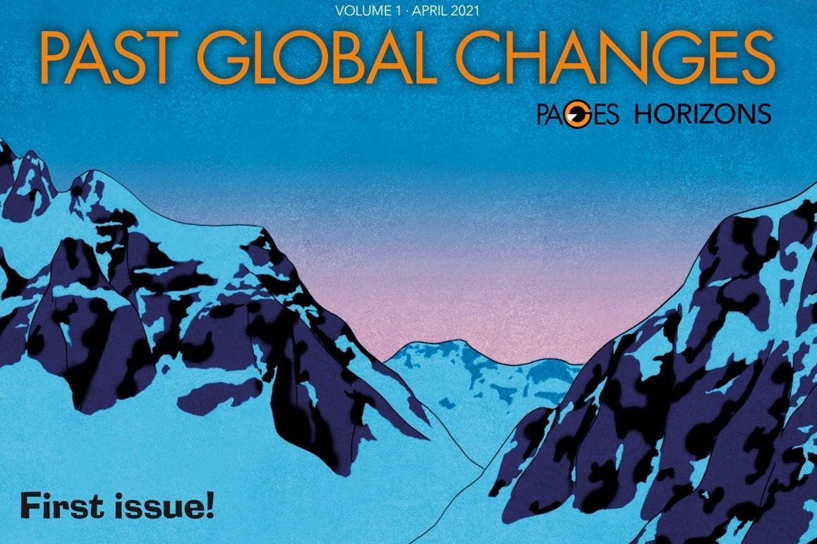 Past Global Changes Horizons no. 1