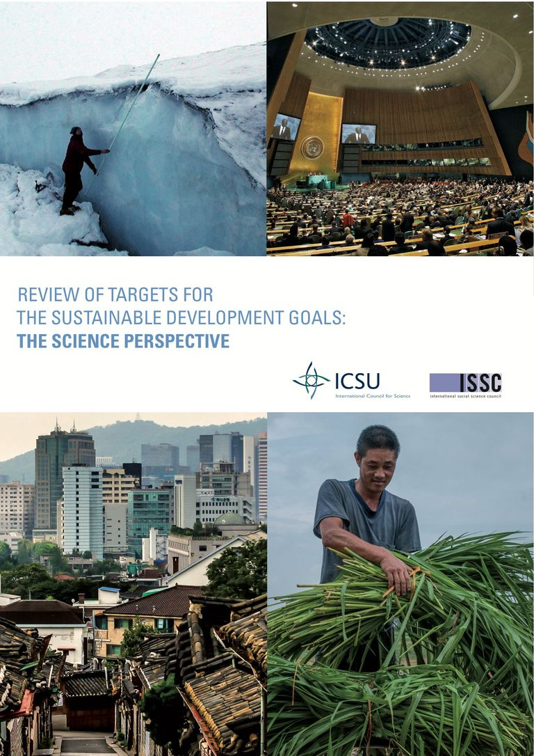 Full report: Review of Targets for the Sustainable Development Goals: The Science Perspective