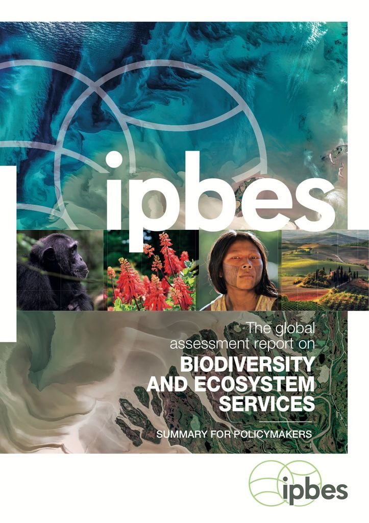 IPBES Global Assessment - Summary for Policymakers