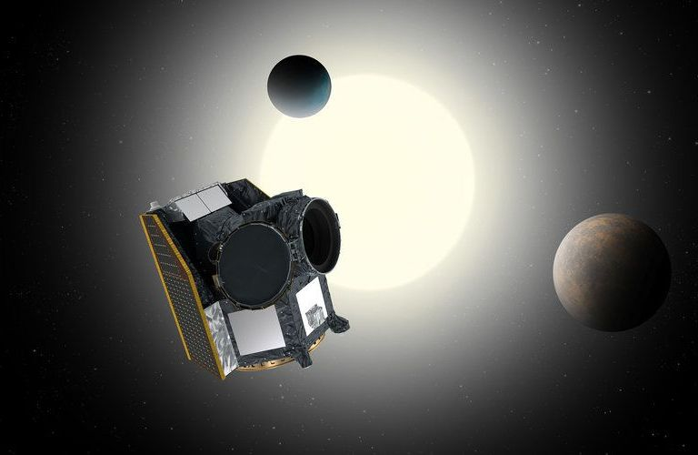 CHEOPS - CHaracterising ExOPlanet Satellite - is the first mission dedicated to searching for exoplanetary transits by performing ultrahigh precision photometry on bright stars already known to host planets.