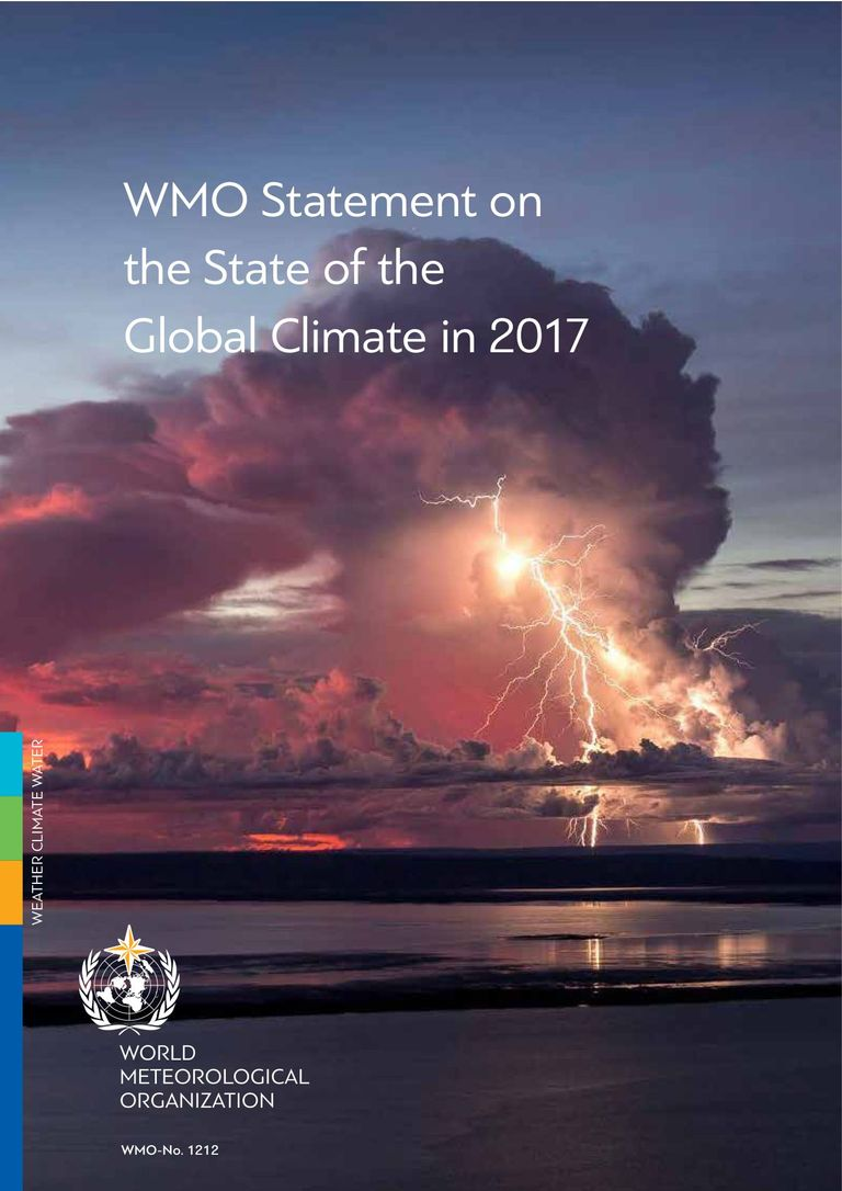 WMO Statement of the Global Climate
