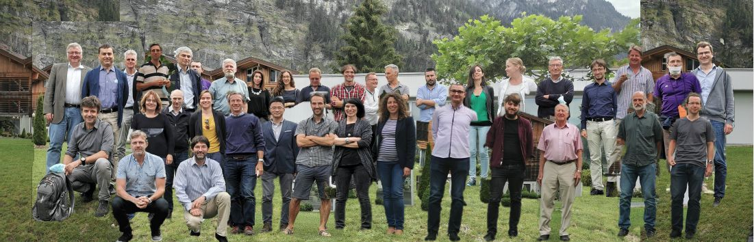 CHIPP Roadmap Workshop 27-28 August 2020, Kandersteg