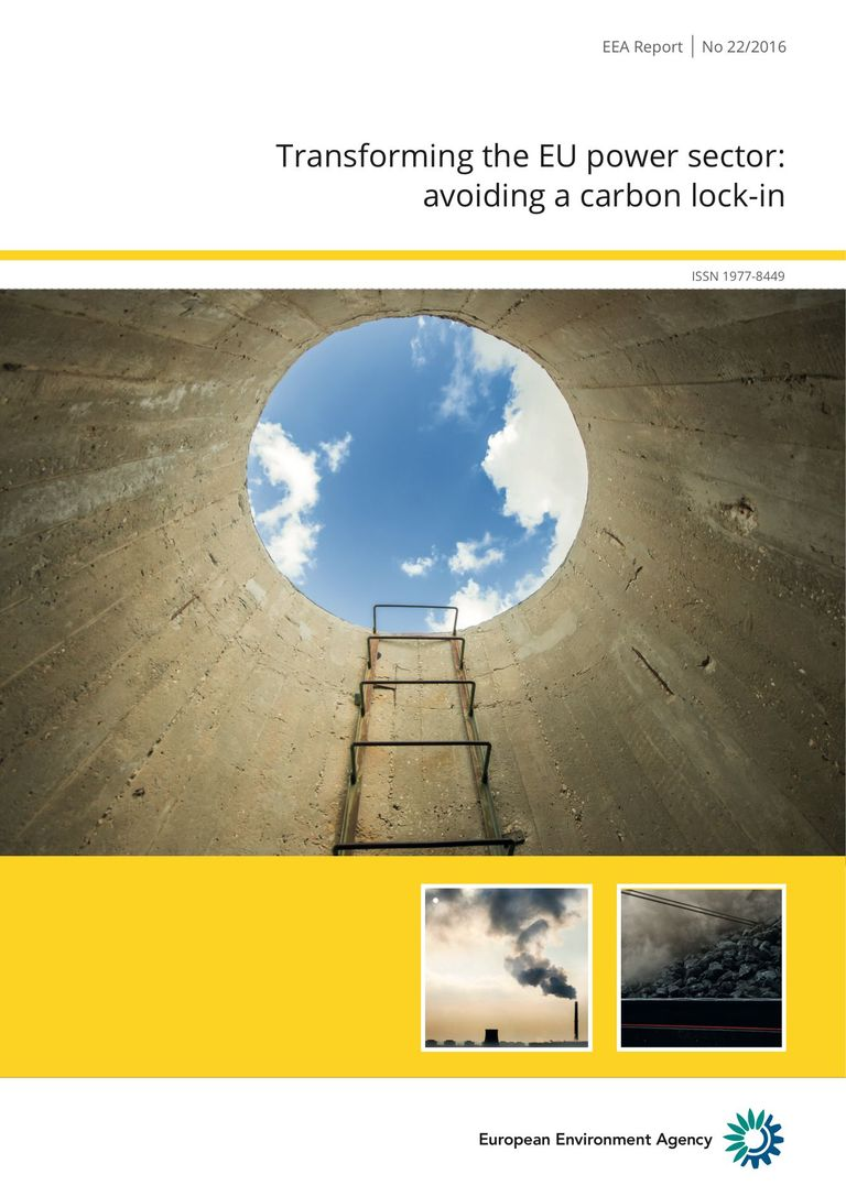 Transforming the EU power sector: avoiding a carbon lock-in