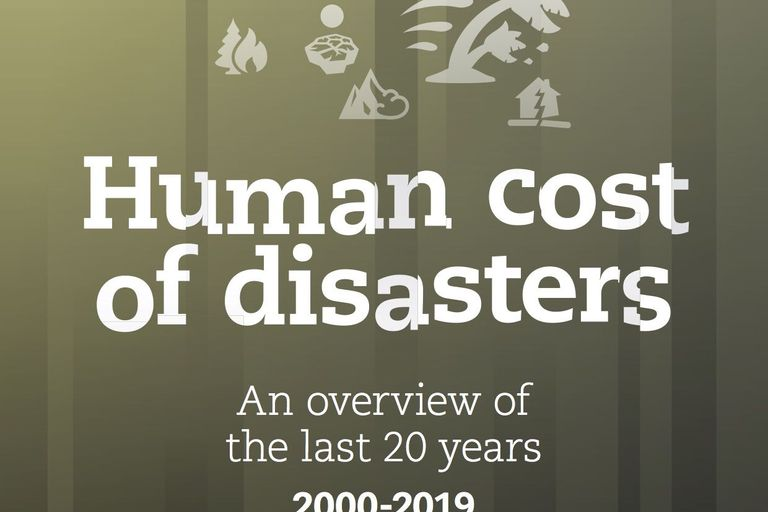 Human cost of disasters