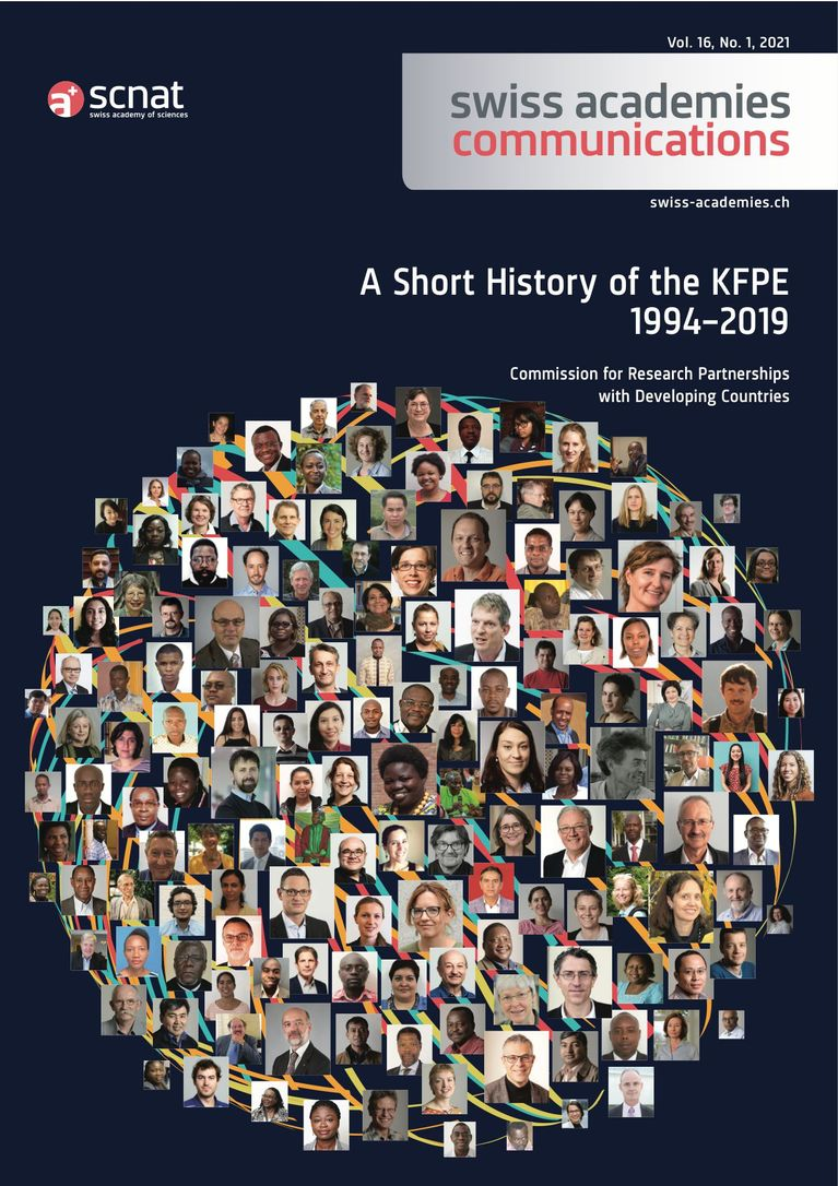 A Short History of the KFPE 1994-2019