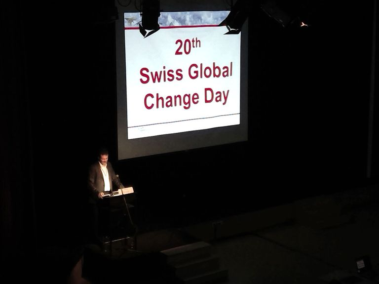 20th Swiss Global Change Day