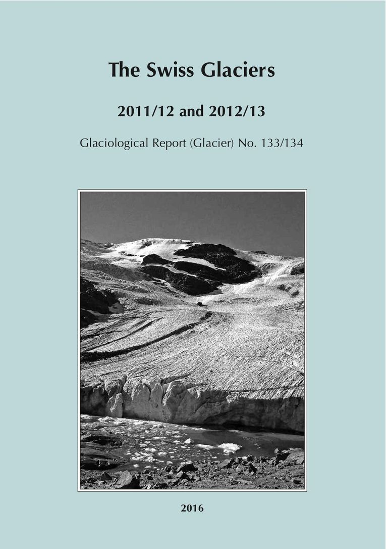 The Swiss Glaciers 2011/2012 and 2012/2013
