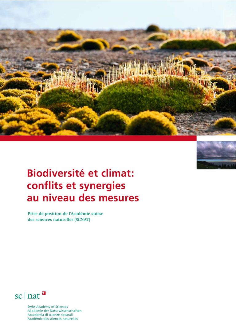 Biodiversity and climate