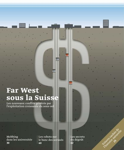 Far West sous la Suisse
