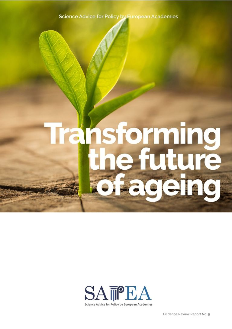 "SAPEA report ""Transforming the future of ageing"""