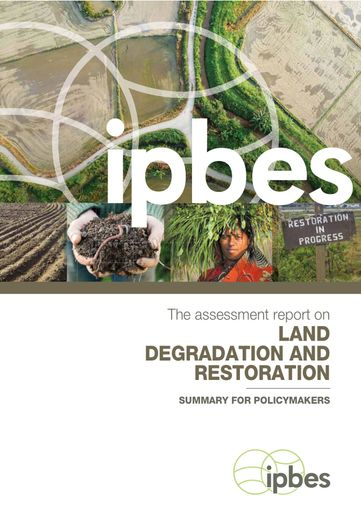 Assessment Report on Land Degradation and Restoration