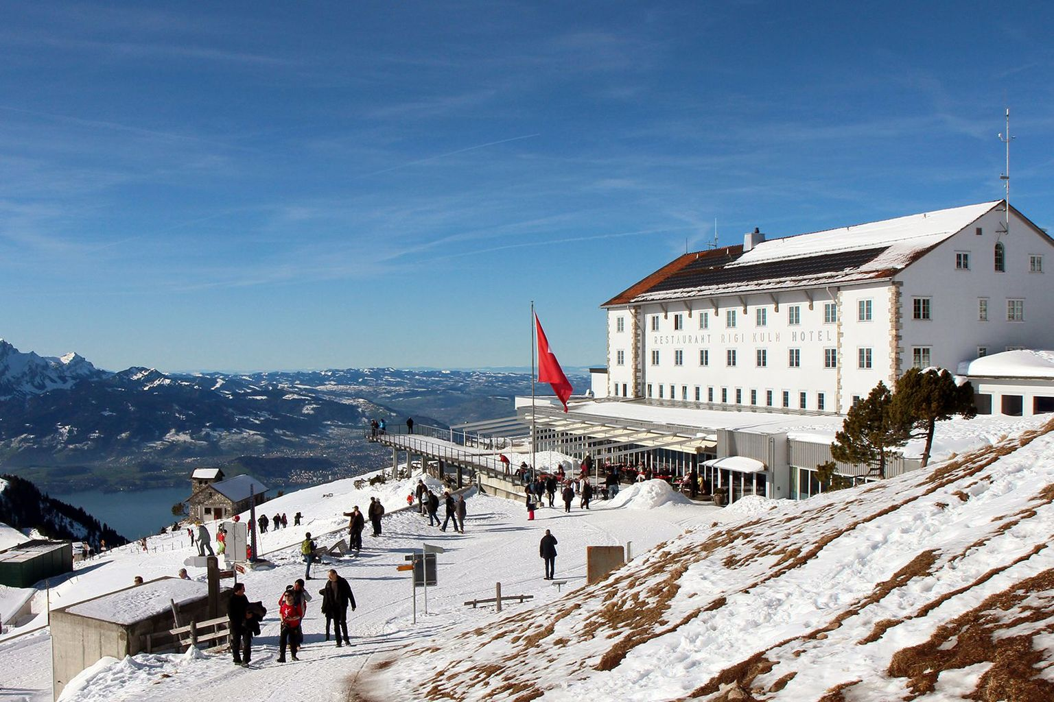 Rigi Workshop 2016 - Rigi Kulm Hotel