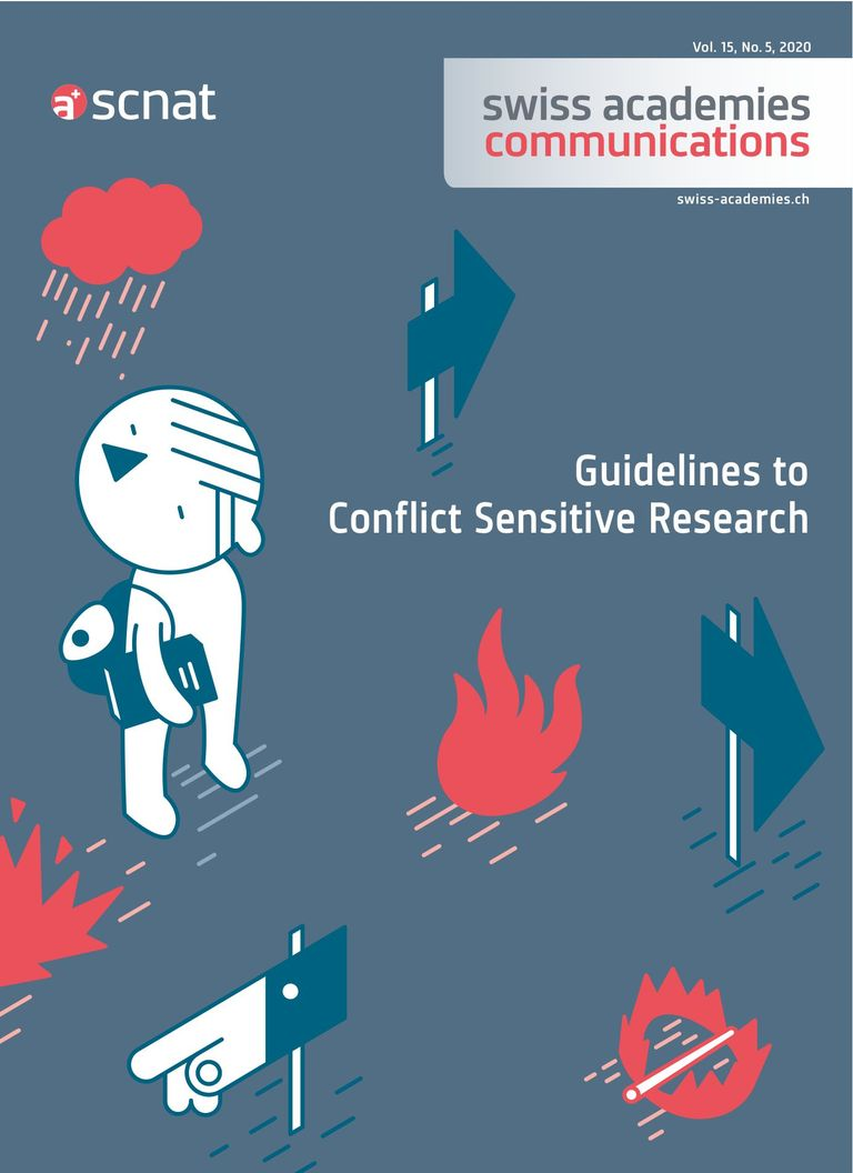 Guidelines to Conflict Sensitive Research