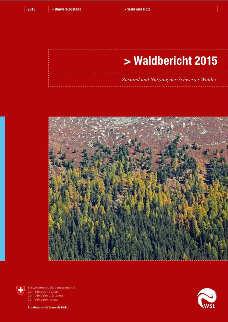 Download Waldbericht 2015: Waldbericht 2015