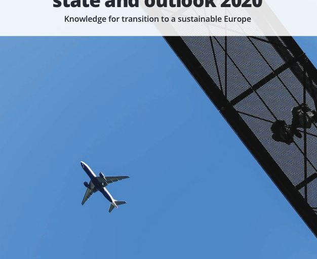 EEA (2019) The European environment — state and outlook 2020: knowledge for transition to a sustainable Europe
