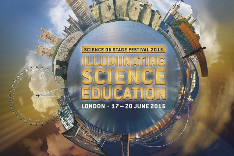 Science on Stage Flyer 2015