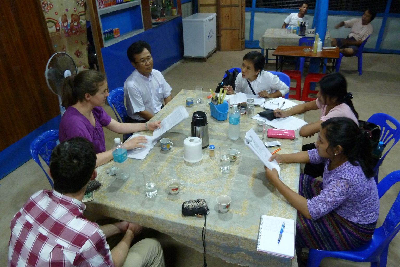 CDE Research in Myanmar