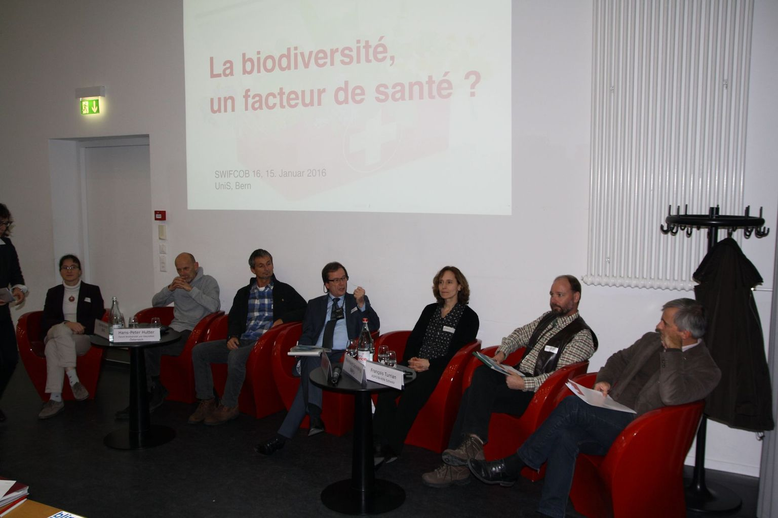 SWIFCOB 16 : table ronde