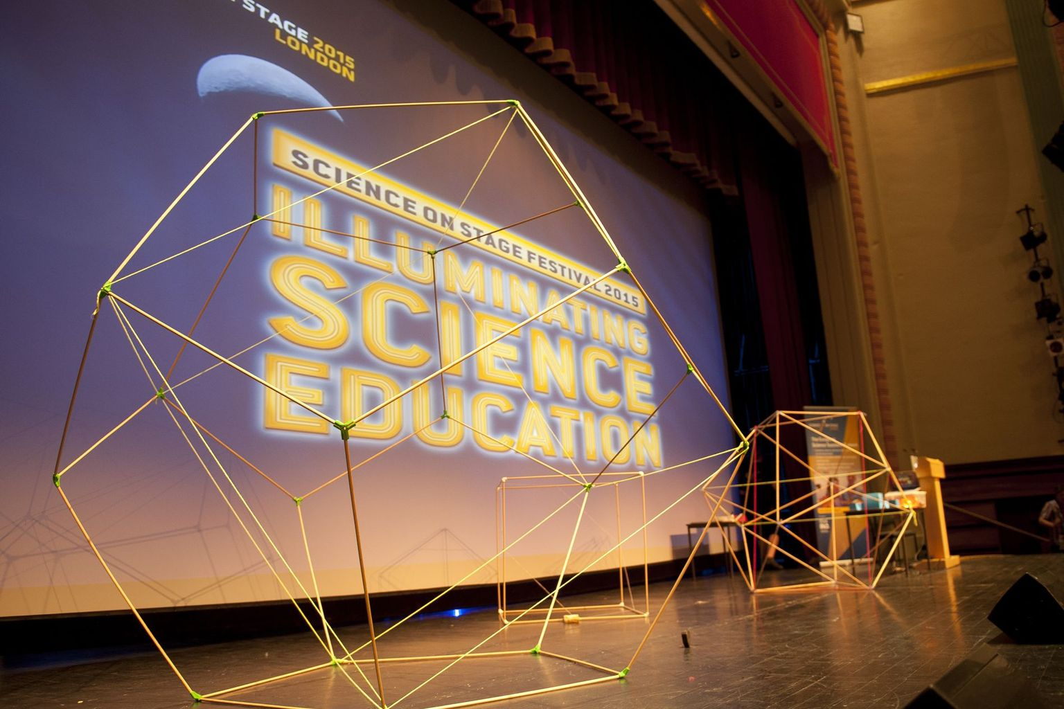 Science on Stage London 2015 - 11