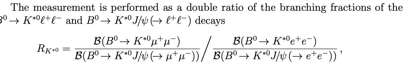 double ratio of the branching fractions of the B0→K∗0l+l− andB0→K∗0J/ψ(→l+l−)decays