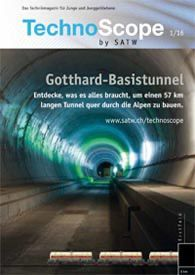 Technoscope 1/16: Gotthard-Basistunnel