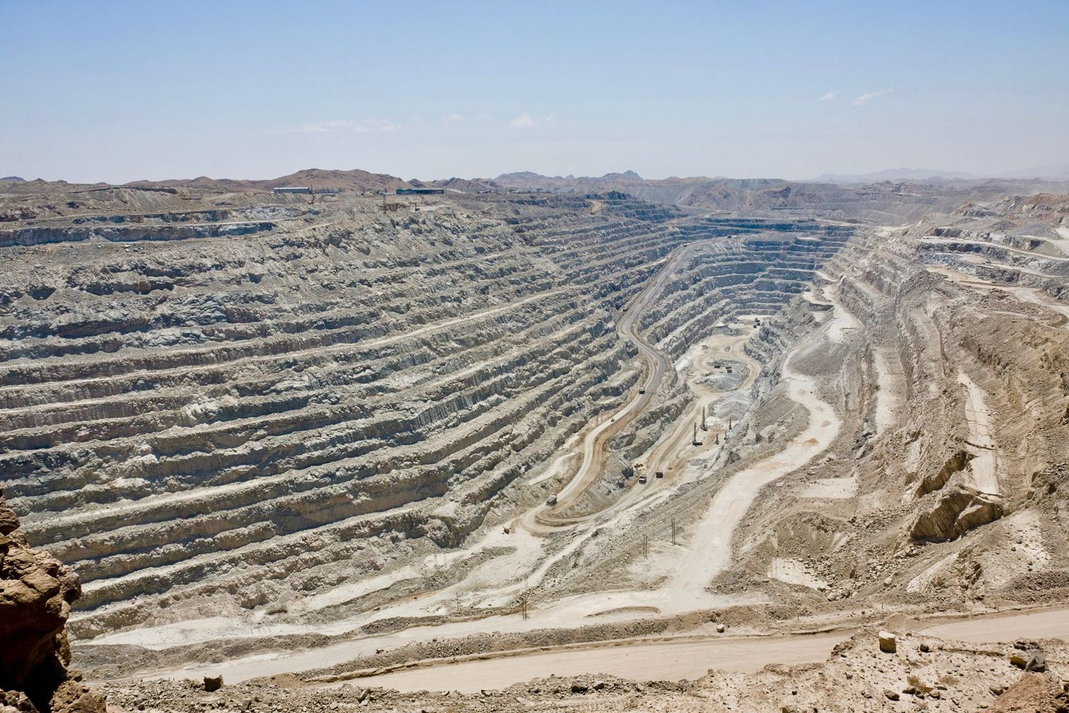 Mining in Namibia