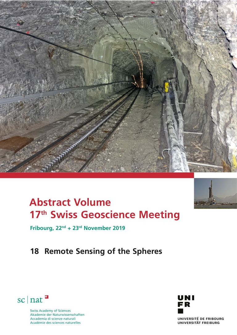 Swiss Geoscience Meeting