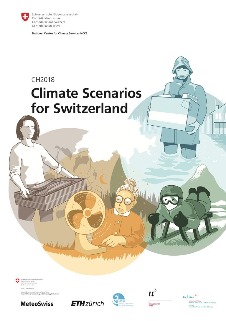 CH2018 – Climate Scenarios for Switzerland