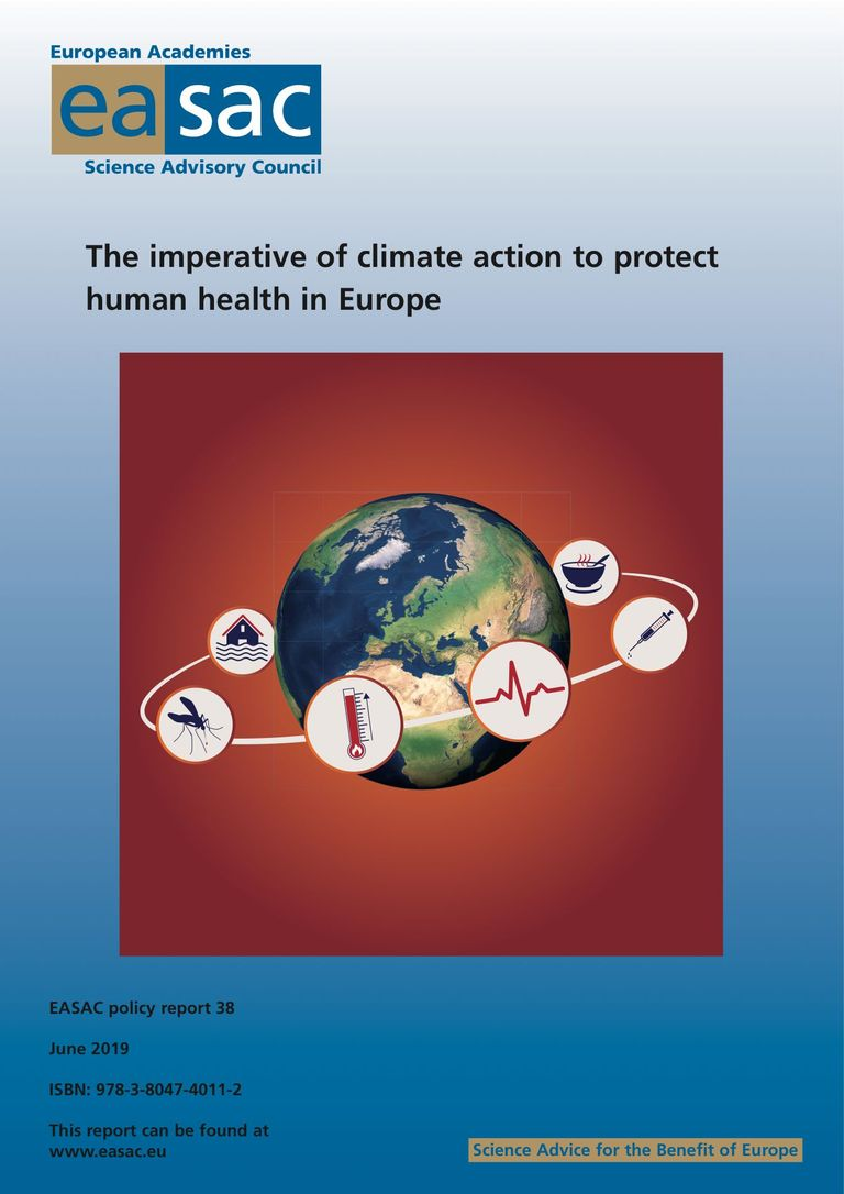 The imperative of climate action to protect human health in Europe