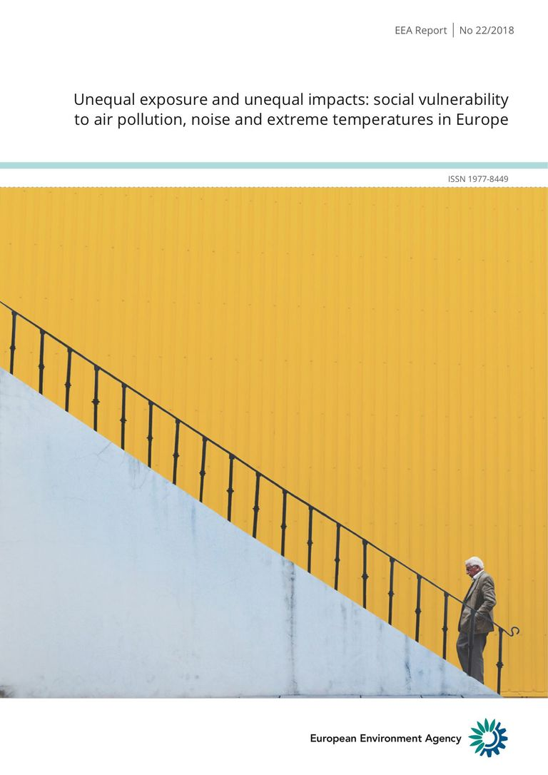 Unequal exposure and unequal impacts: social vulnerability to air pollution, noise and extreme temperatures in Europe