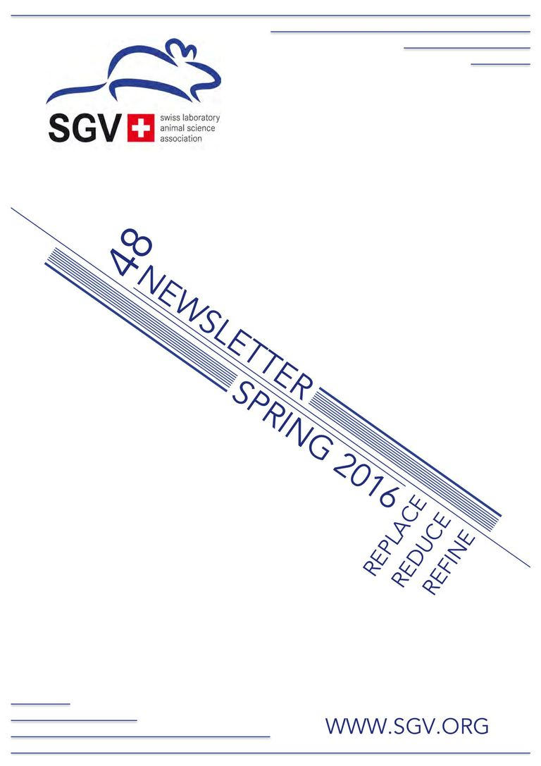 SGV Newsletter May 2016