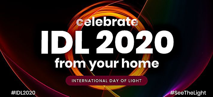 Celebrate IDL 2020 from your home