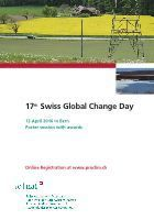 Teaser: 17th Swiss Global Change Day