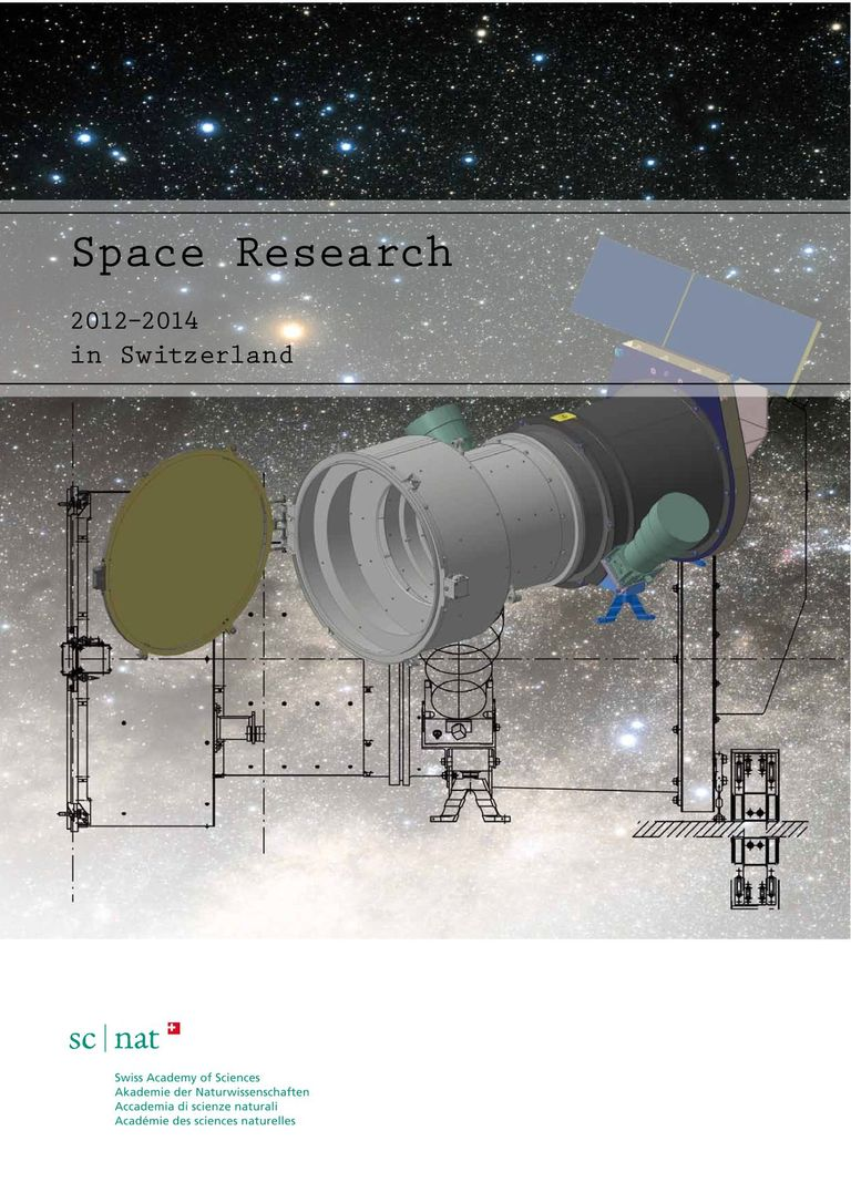 Space Research 2012 - 2014 Report