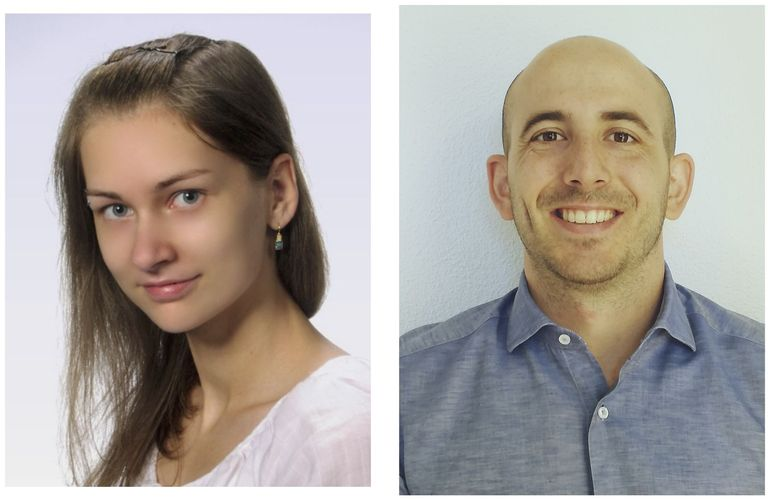 Laureates of the Edith Alice Müller Award 2020: Ewelina Obrzud and Gioele Janett