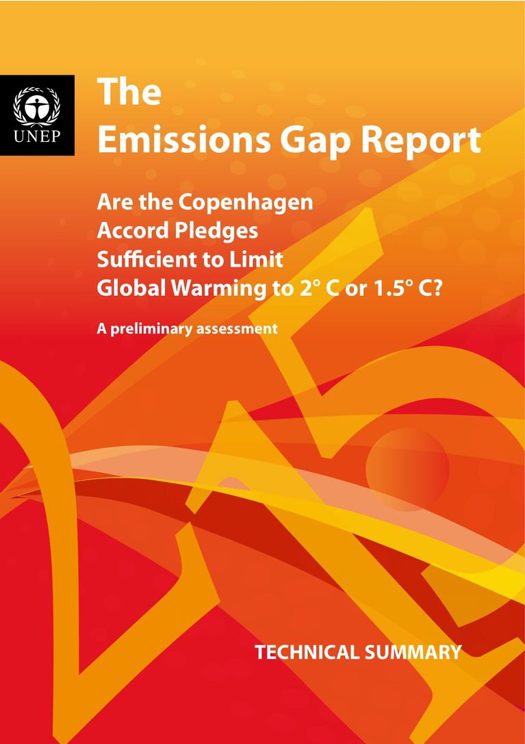 Technical Summary: The Emissions Gap Report