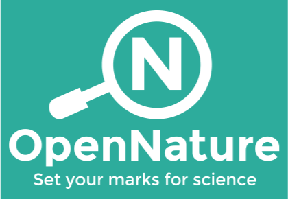OpenNature mit SCNAT Farbe Logo