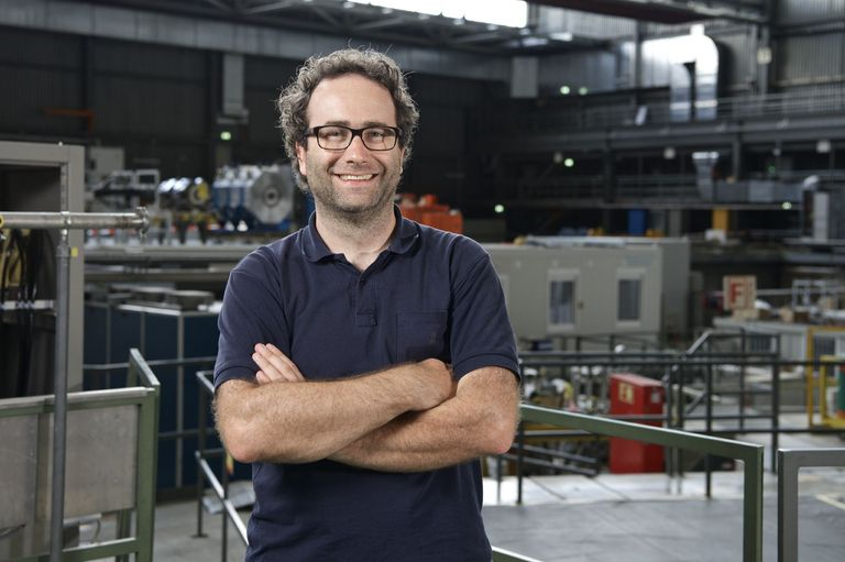 Aldo Antognini is part of the research collaboration measuring the deuteron via laser spectroscopy.