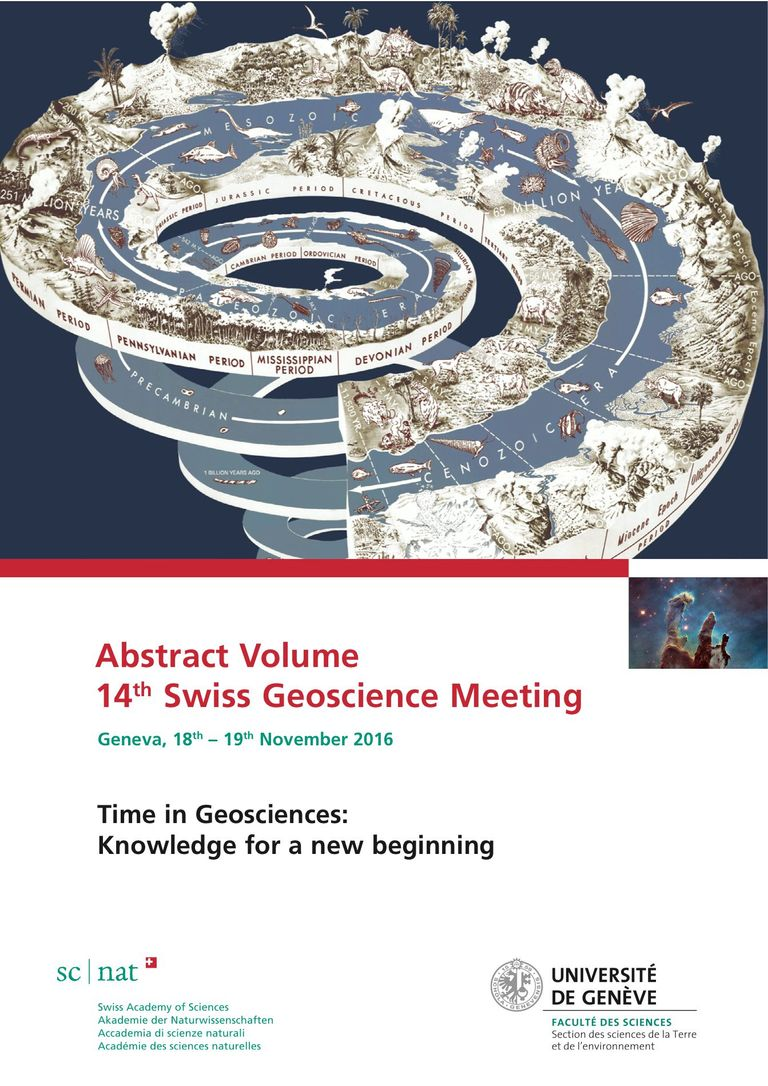 Abstract Volume SGM 2016