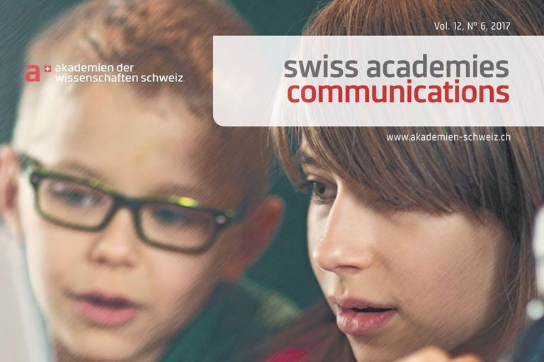 Swiss Academies Communication