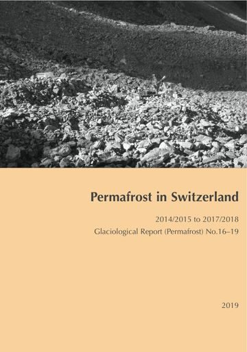 Permafrost in Switzerland 2014/2015 to 2017/2018
